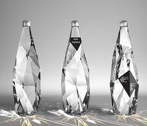 Water bottle- crystal