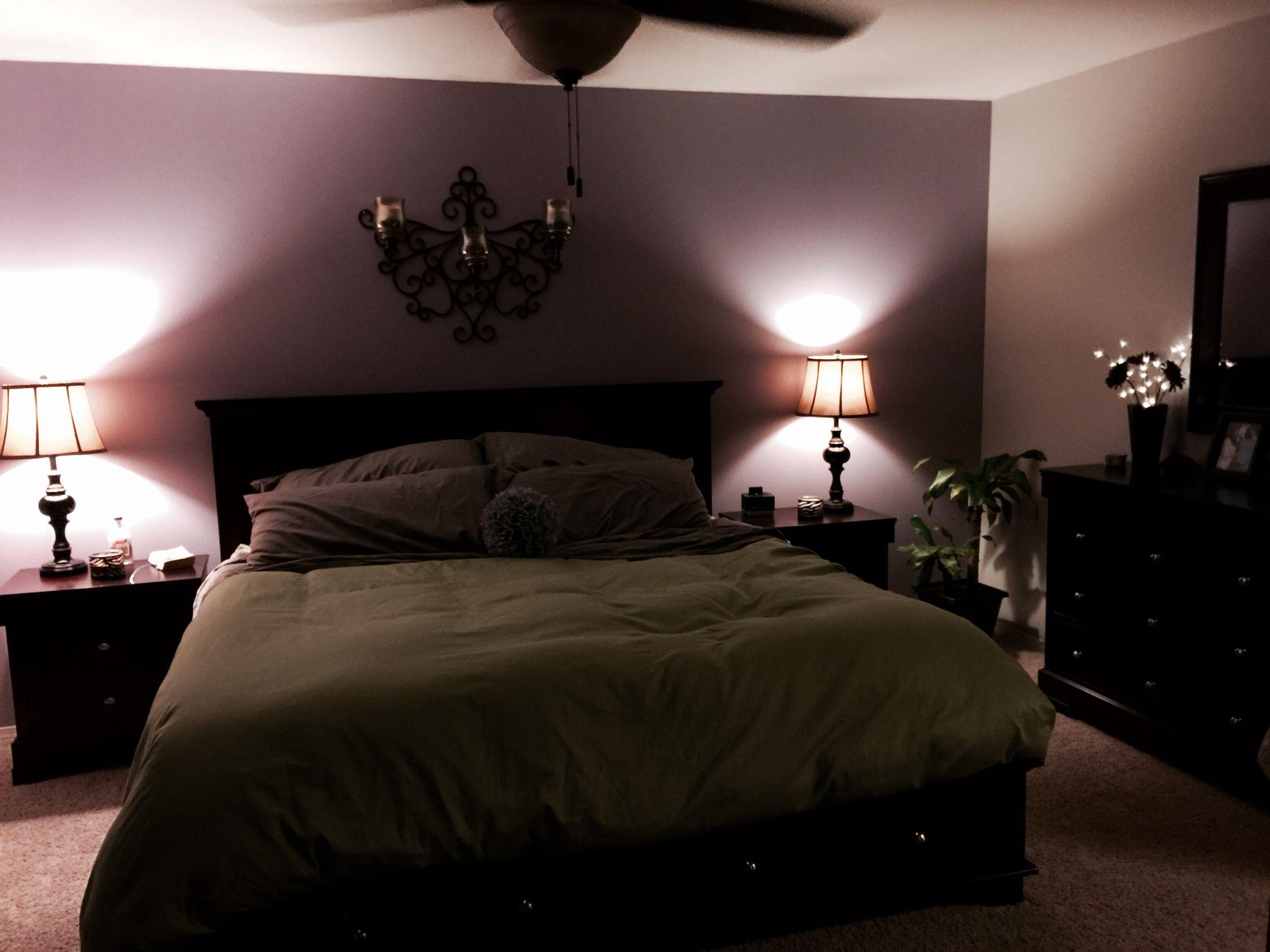 Simple, cozy, romantic :)