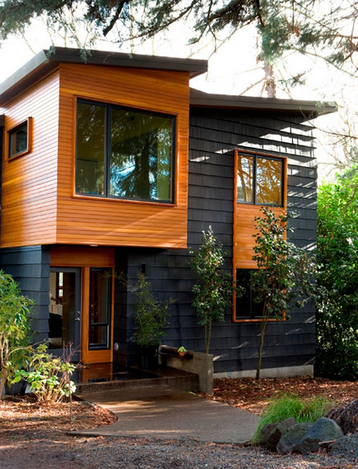 Awesome 41 Wood Rustic Interior In The House Design House Exterior Luxury House Designs House Design