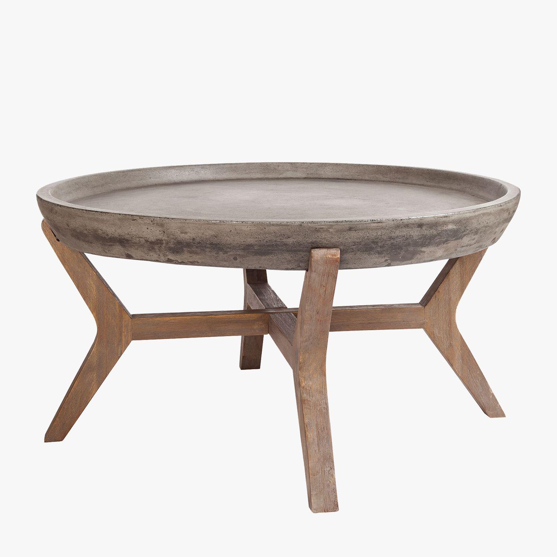 Concrete Top Coffee Table Coffee Table Concrete Coffee Table Cool Furniture [ 1500 x 1500 Pixel ]