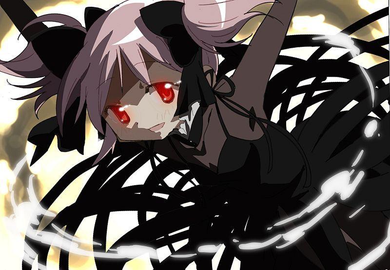 Dark Madoka | Madoka Magica ♡ | Pinterest | Madoka magica