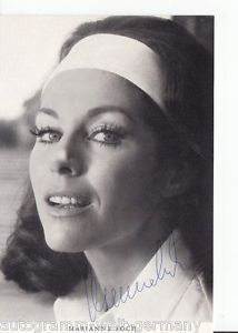 Marianne Koch Born August 19 1931 Munich Germany Is A Retired German Actress Of The 1950s And 1960s Best Known Schauspieler Filmstars Beliebte Kunstler