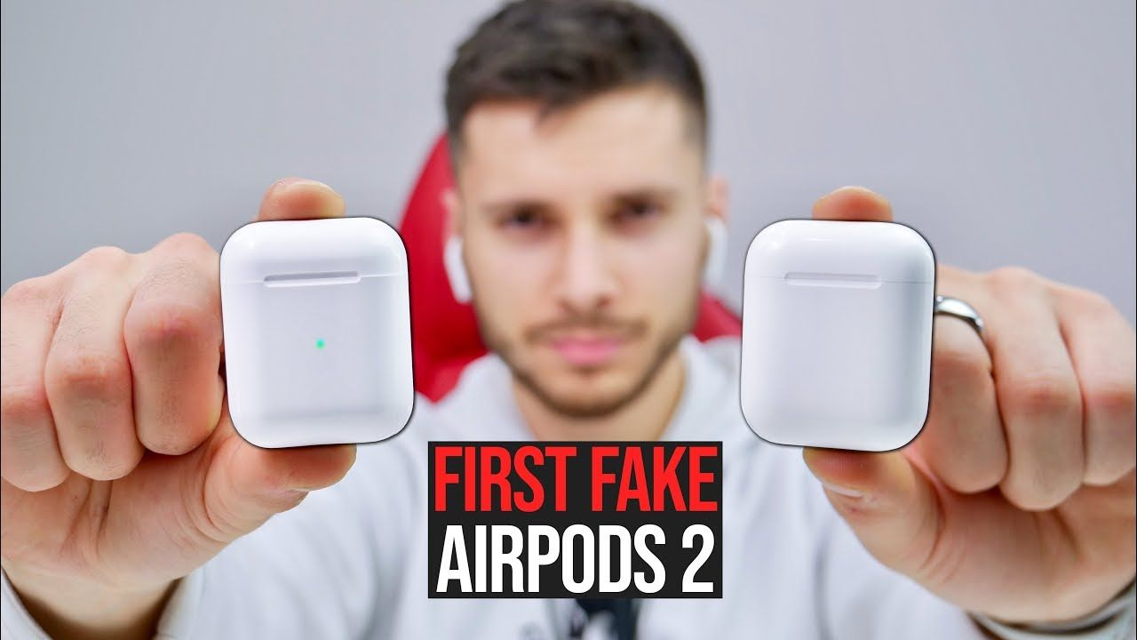 Fake airpods 2 unboxing the first fake airpods 2 just