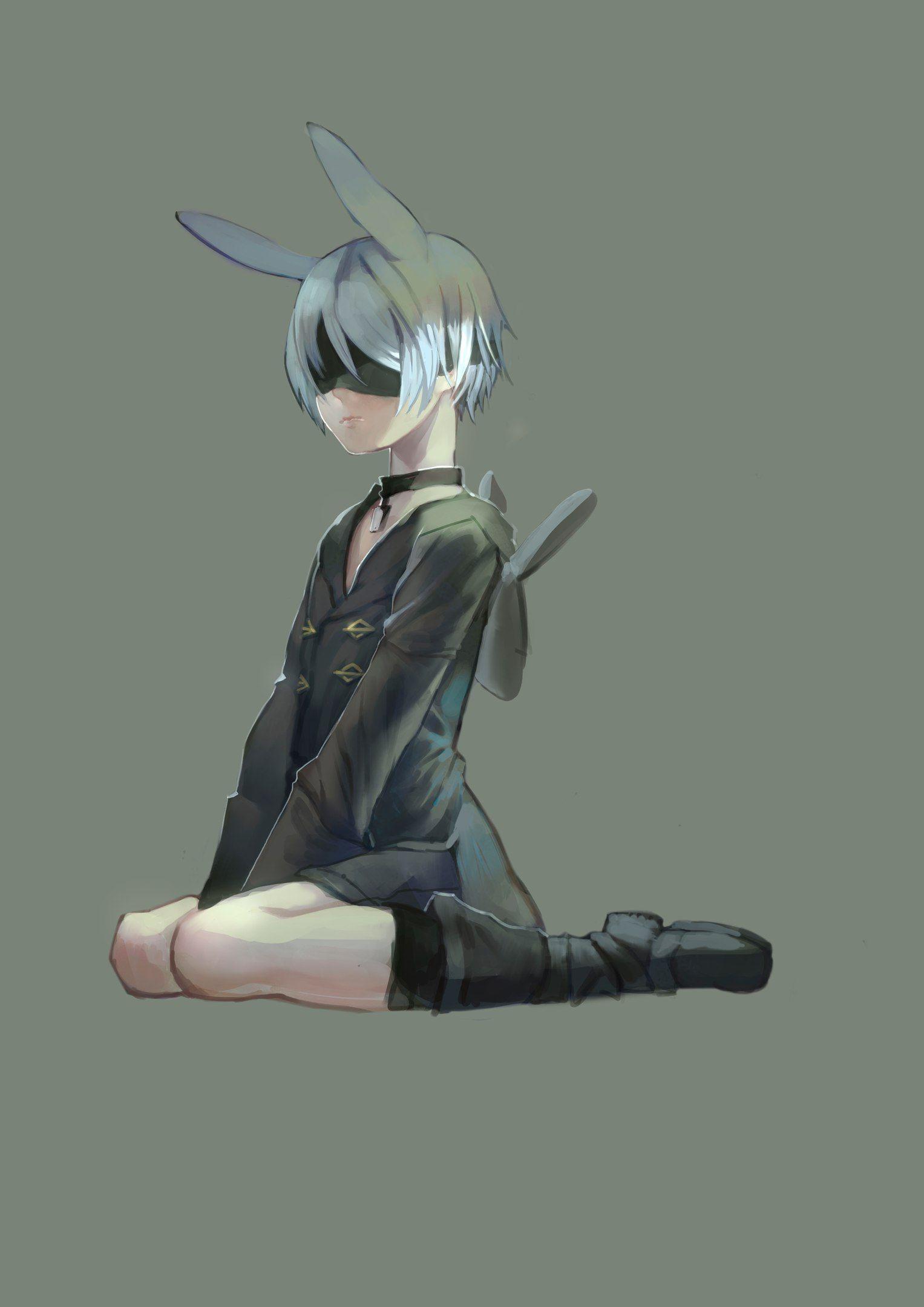 2b 9s エロアニメ