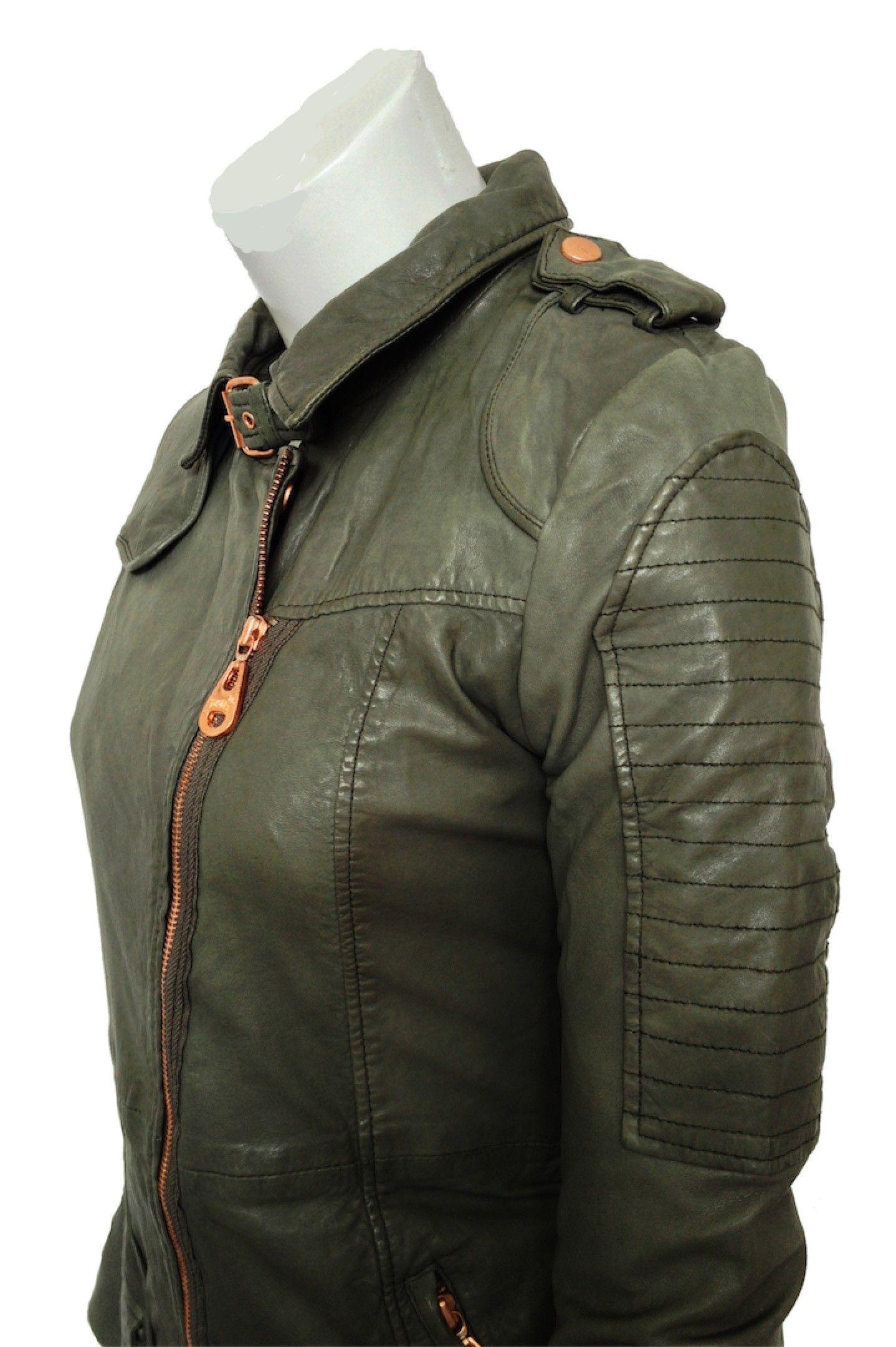 MANDY - Coats - Doma Leather
