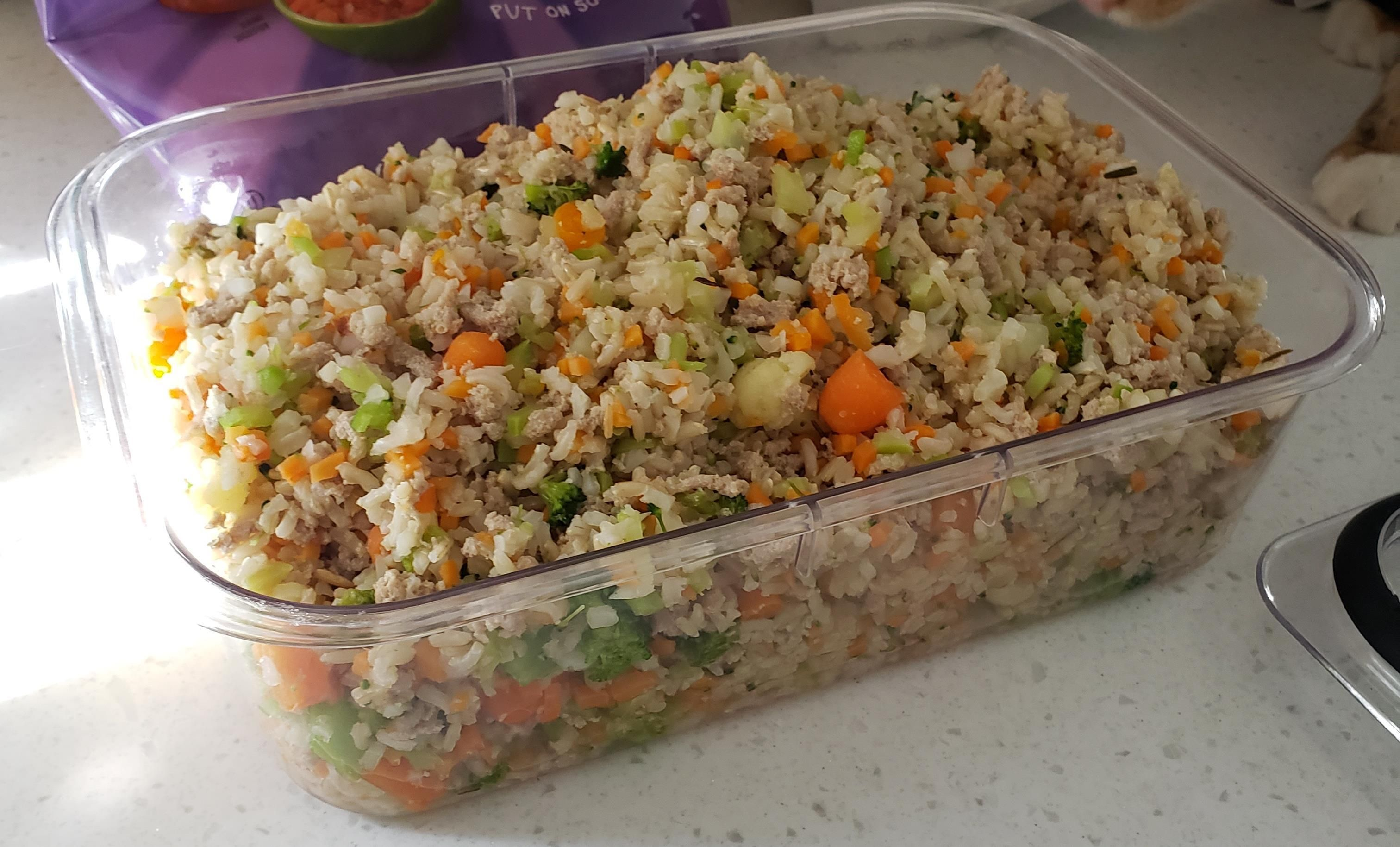 Turkey Dog Food Recipe Dog Food Recipes Turkey Dog Food