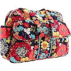 Vera Bradley Baby Bag In Hy Snails