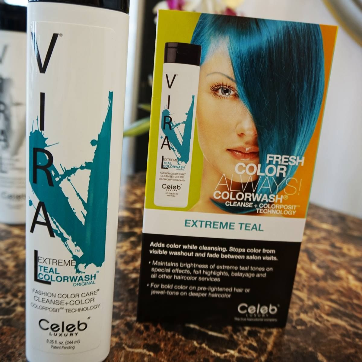 Best Of Salon Brand Hair Color