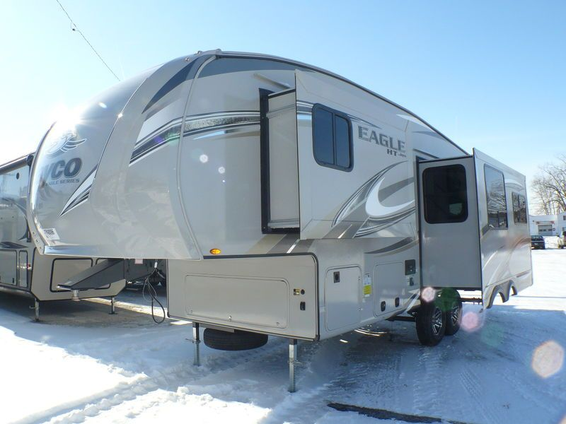 2018 Jayco Eagle Ht 25 5reok For Sale Clyde Oh Rvt Com