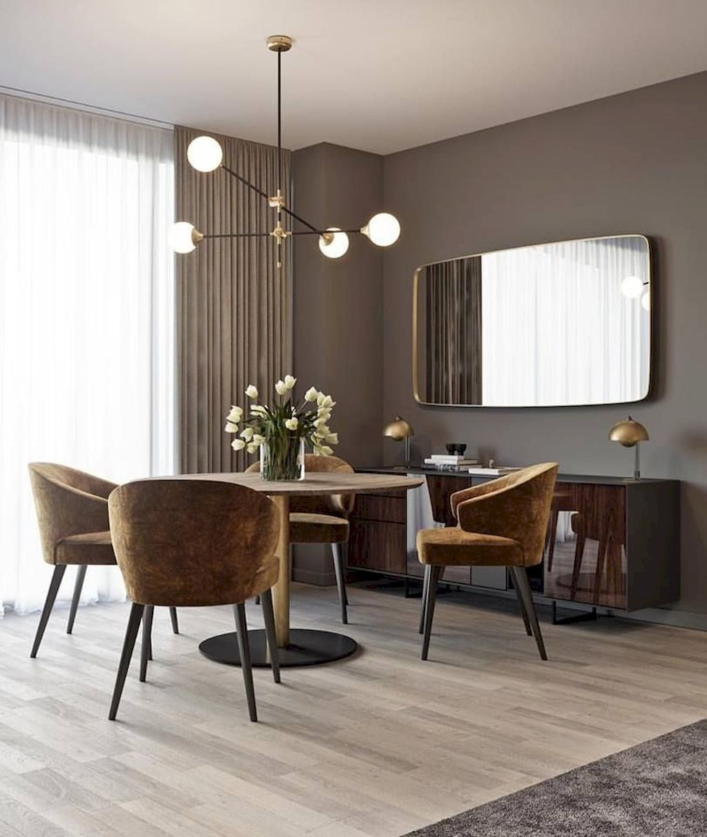 35 Luxury Dining Room Design Ideas: 75 Modern Mid Century Dining Room Table Ideas (With Images