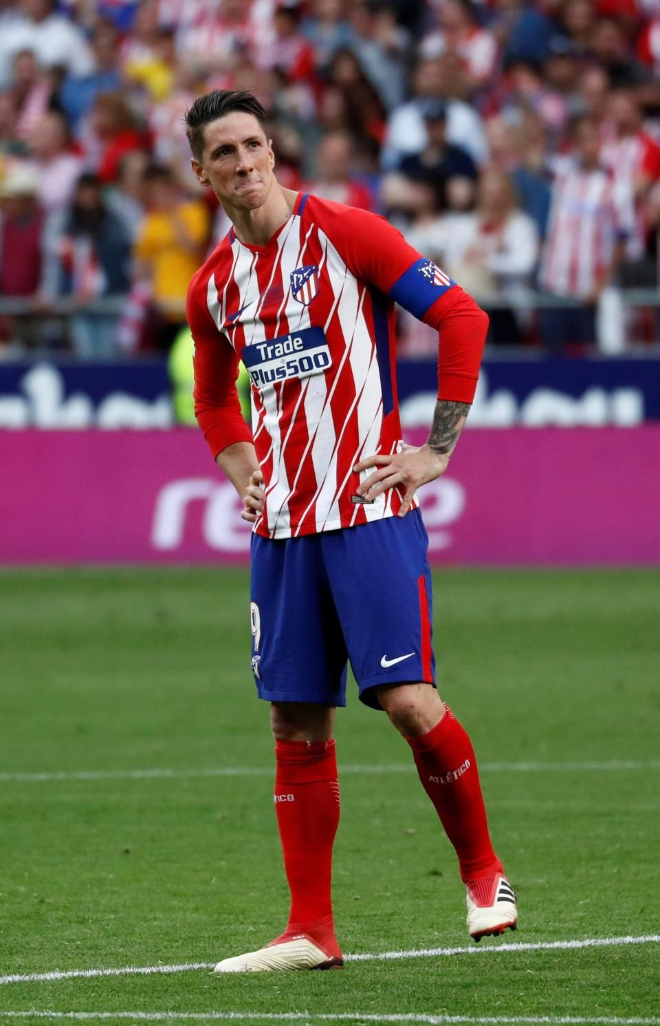 Kết quả hình ảnh cho torres atletico madrid