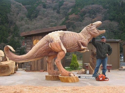 Chainsaw Carving Ideas In 2019