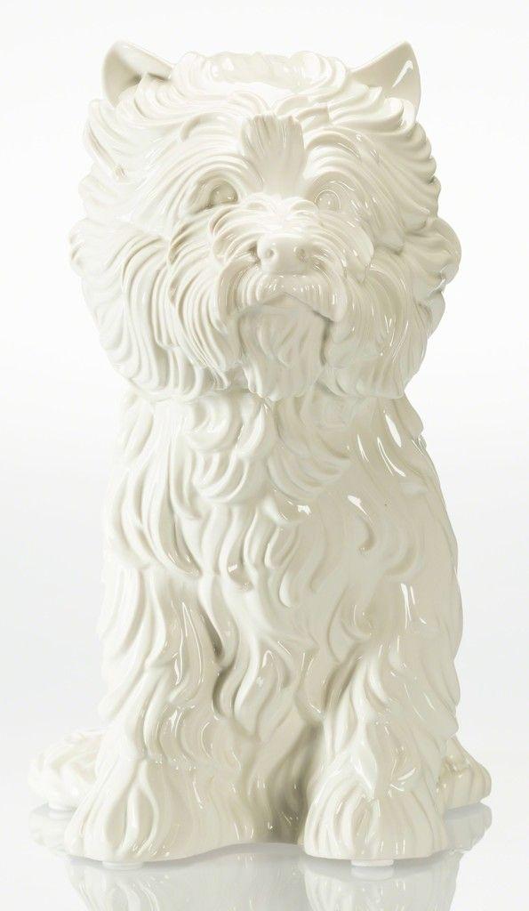 Koons Puppy Vase Is This Art Pinterest Jeff Koons Artsy