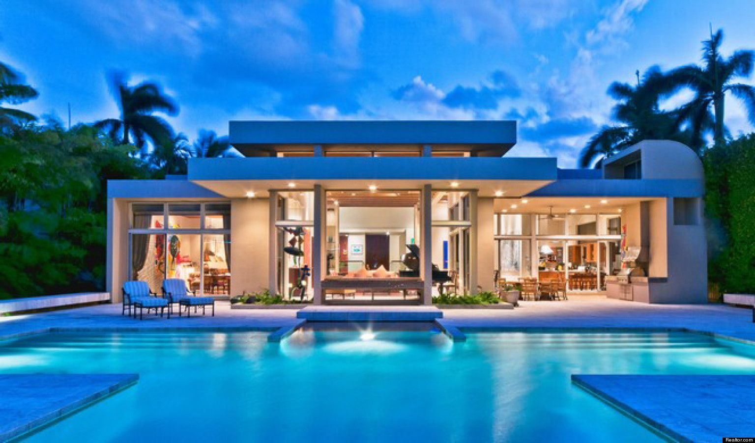 Look Sunset Islands 39 Priciest Pads Miami Beach Miami