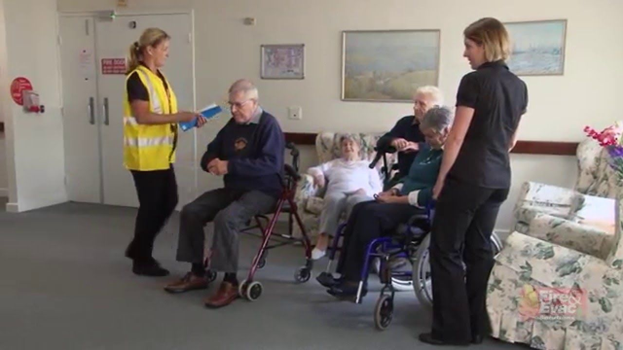 Evacuation procedures aged care evacuation procedures
