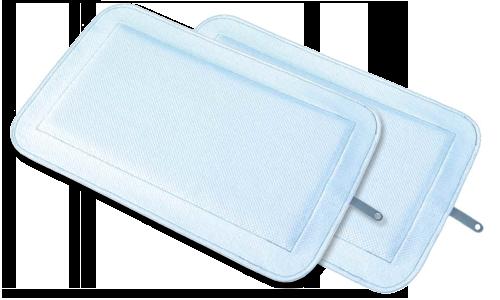 "Sleepypod Air Dry Fur ""The DryFur disposable pad dries"