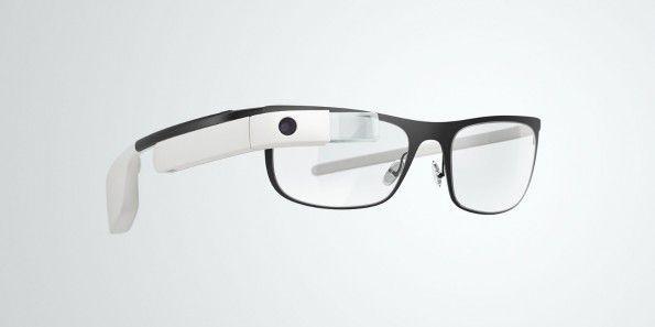 Die von externen Designern entwickelte Kollektion beinhaltet sowohl Datensonnebrillen als auch Google Glass mit Sehstärke. (Bild: Fastcompan...