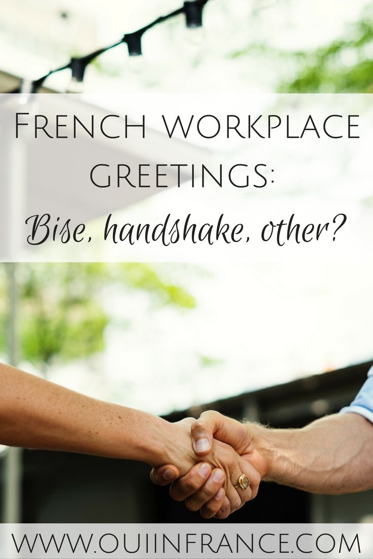 French workplace greetings bise handshake other workplace and french workplace greetings bise handshake other workplace and france m4hsunfo