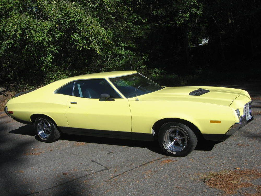 1972 Ford Torino Ford Torino Vintage Muscle Cars Ford