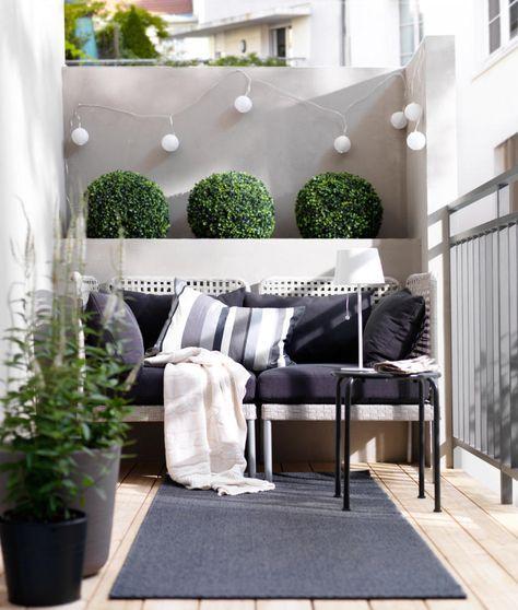 Deco Balcon Ikea
