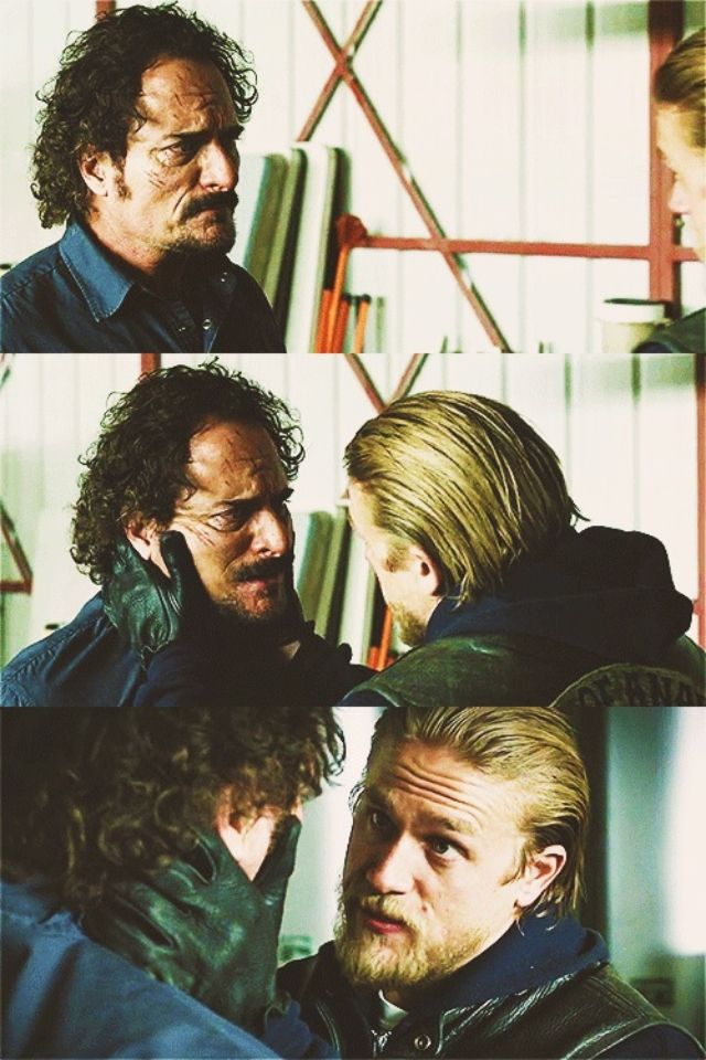 Tig And Jax In Soa Season 5 Sons Of Anarchy Sons Of Anarchy Samcro Anarchy