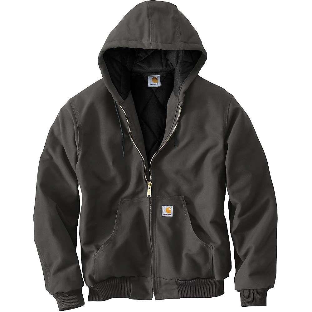 Carhartt Men S Quilted Flannel Lined Duck Active Jacket Mens Jackets Stylish Winter Jacket Carhartt Jacket [ 1000 x 1000 Pixel ]