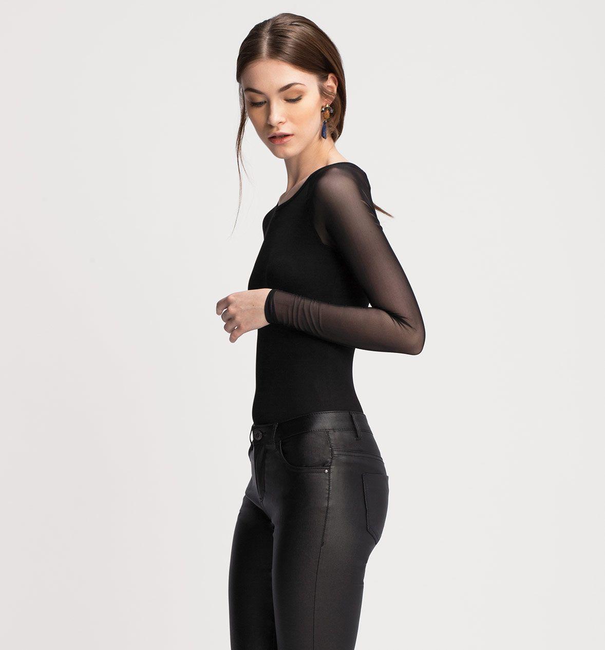 body in schwarz | mode, modestil, kind mode