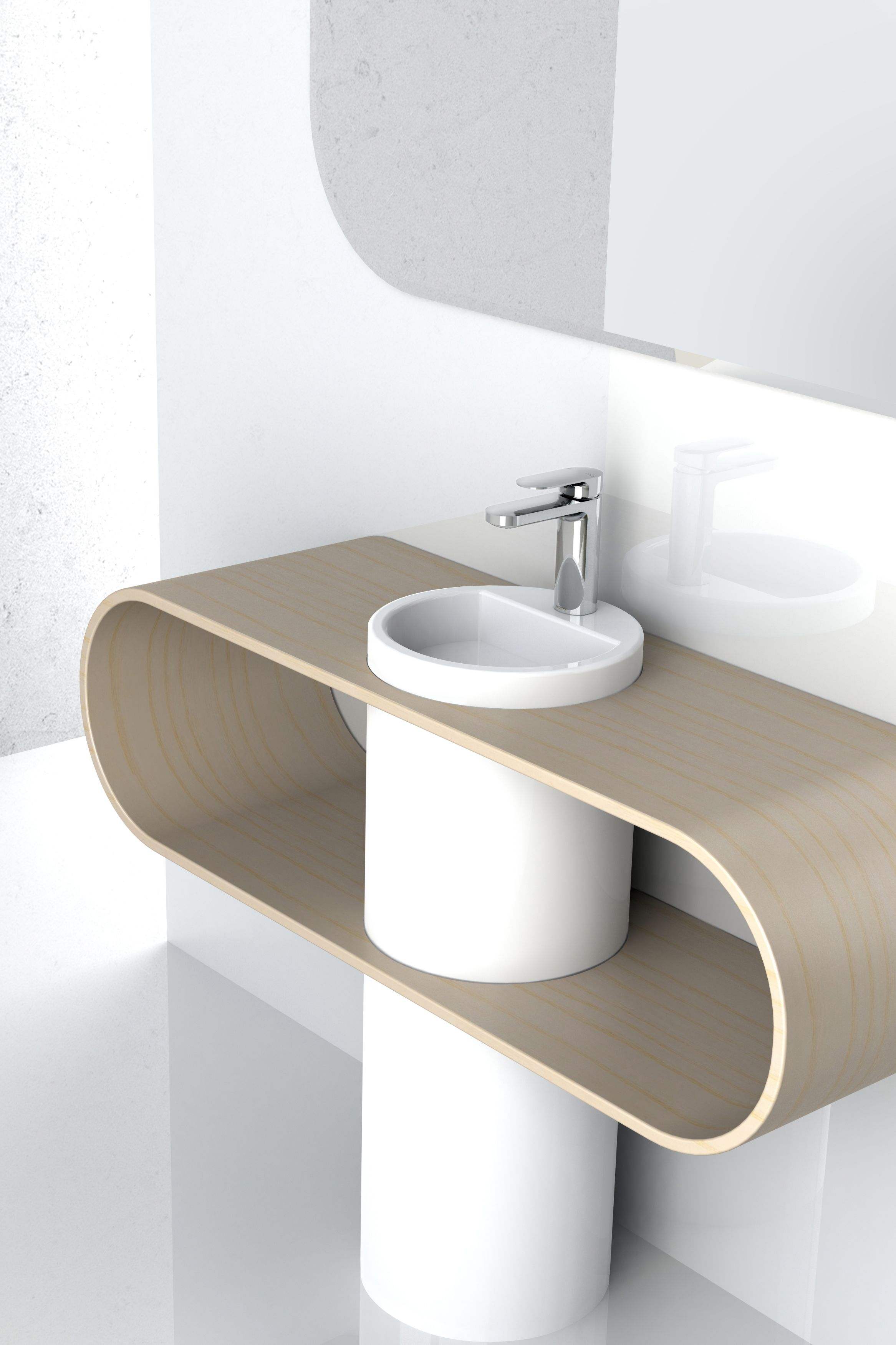 Phoenix Tapware Cerchio Basin Mixer - bathroom taps inspiration ...
