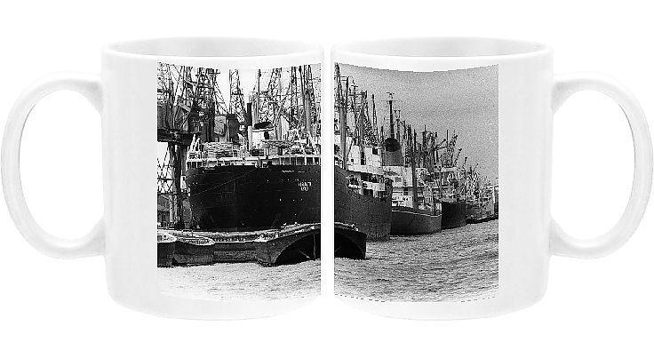 Mug Royal Victoria Docks