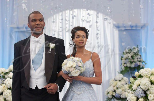 Madea Family Reunion Wedding In A Scene From Tyler Perry S