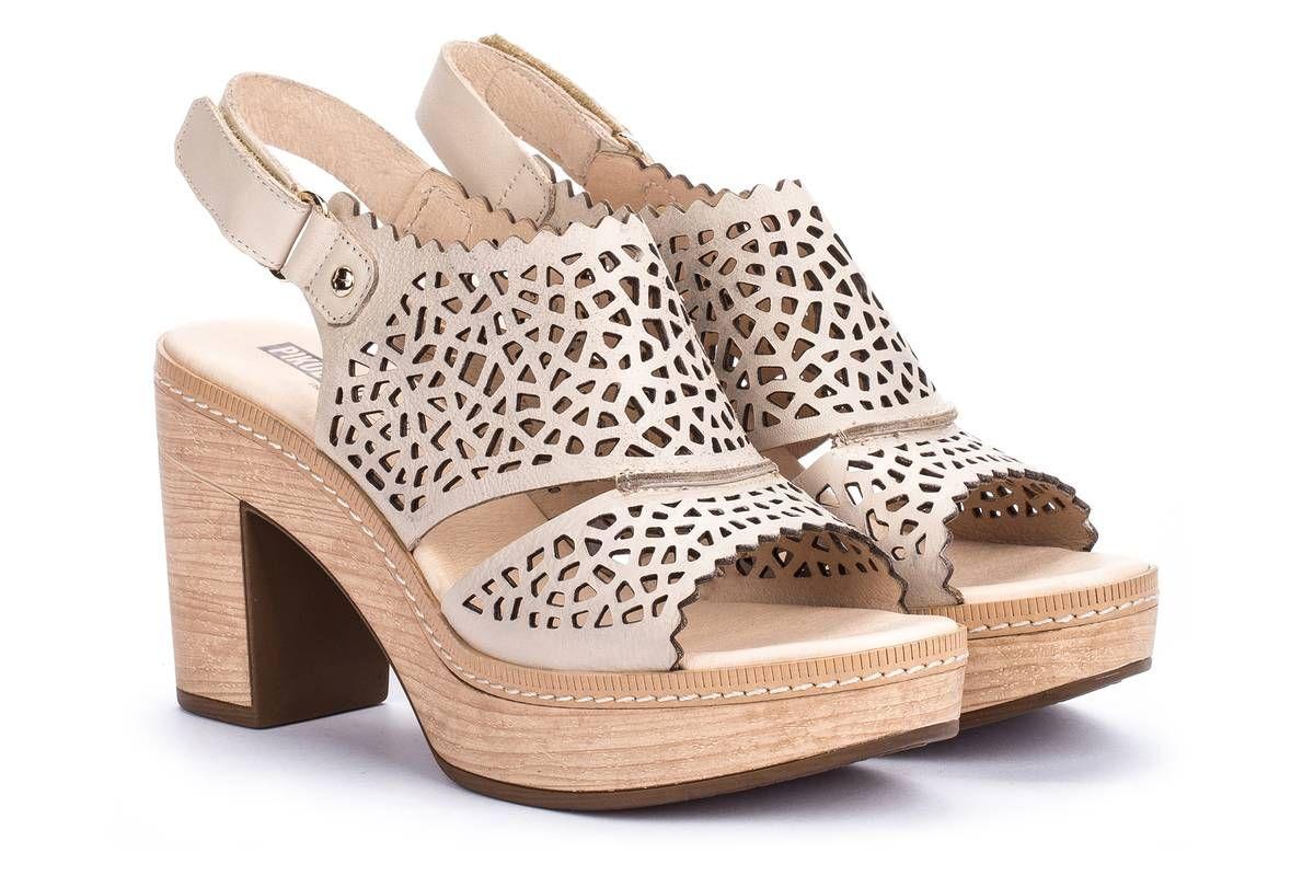 super popular 69939 37d5e Women`s Leather Shoes SAINT MARTIN W9G-1659 | Pikolinos ...