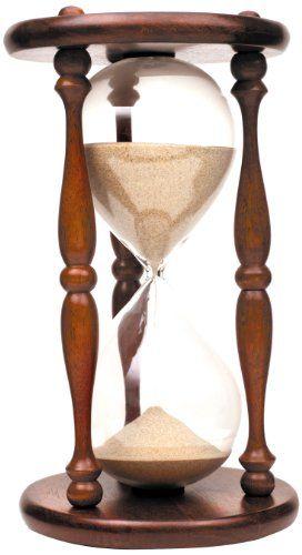 sanduhr 1 stunde renaissance klassik holz glas. Black Bedroom Furniture Sets. Home Design Ideas