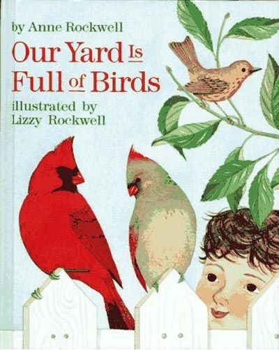Read Me A Story: The Great Backyard Bird Count!   Great ...