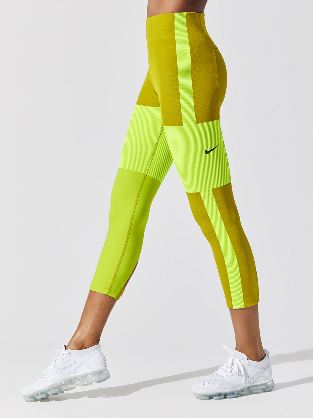 Tech Pack Leggings in Moss/volt/(reflect Black) Tech