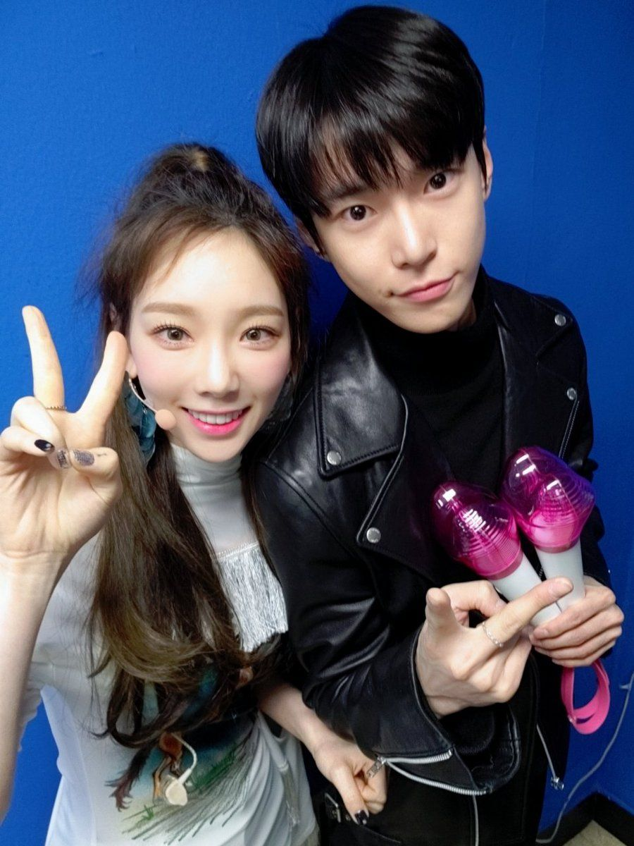 Smtown Smtownglobal Twitter Taeyeon Nct Doyoung Nct