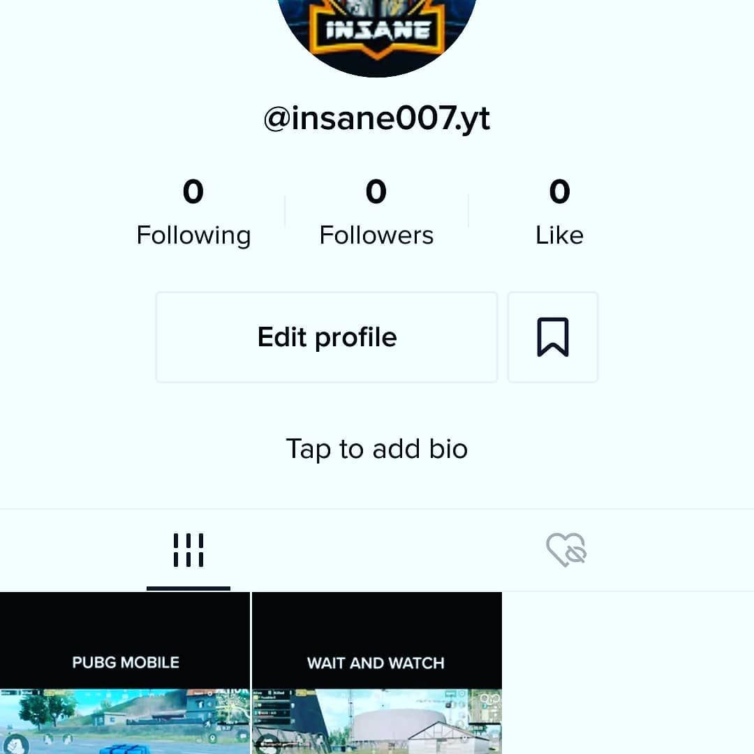 Follow On My Official Tik Tok Account Pubg Pubgmobile Tiktok Youtube Gamer In 2020 Simulation Games App Play