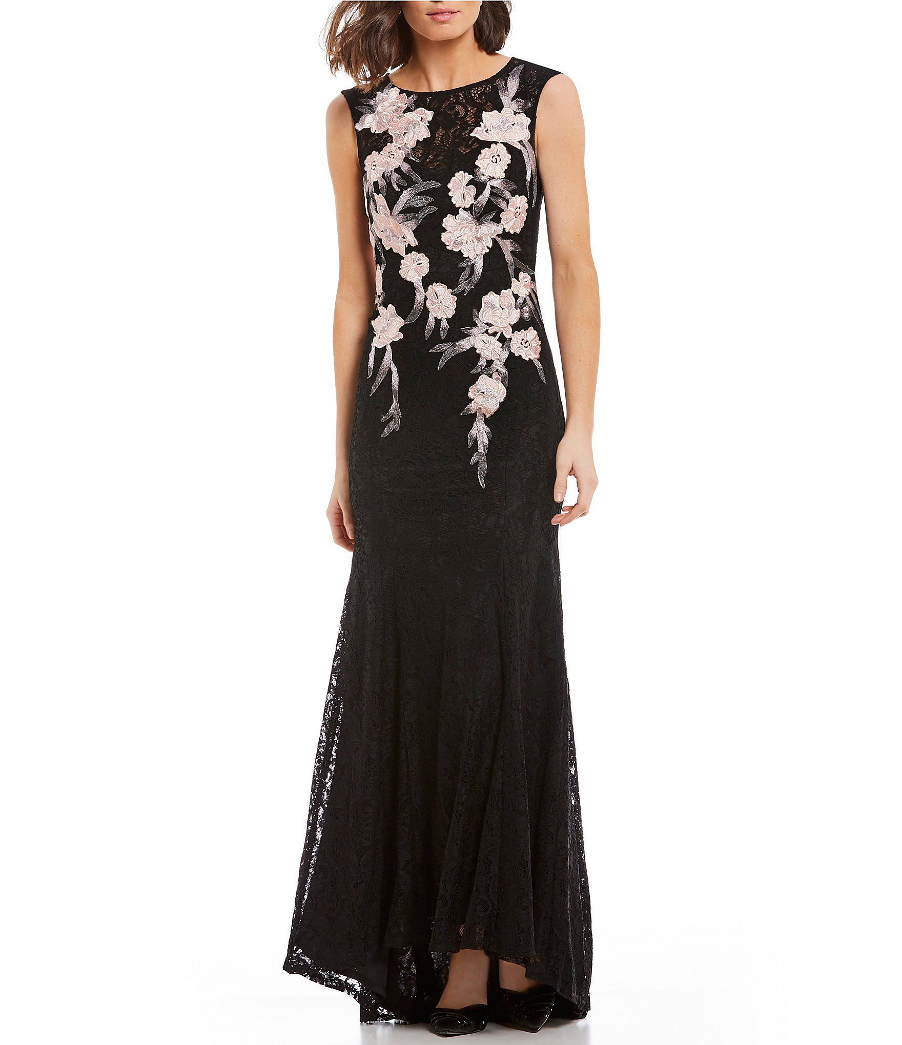 Decode 1.8 Embroidered Lace Gown | Decoding, Embroidered lace and ...