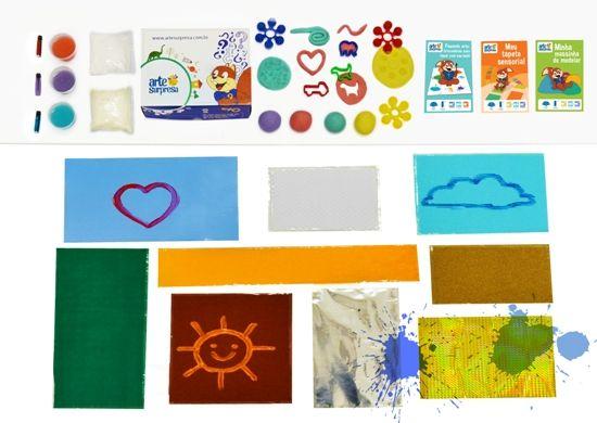 Caixas Surpresas tematicas para criancas até 2 anos!