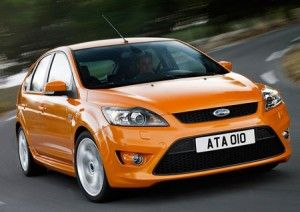 Ford Focus Ford Focus St Ford Motorsport Ford Fusion
