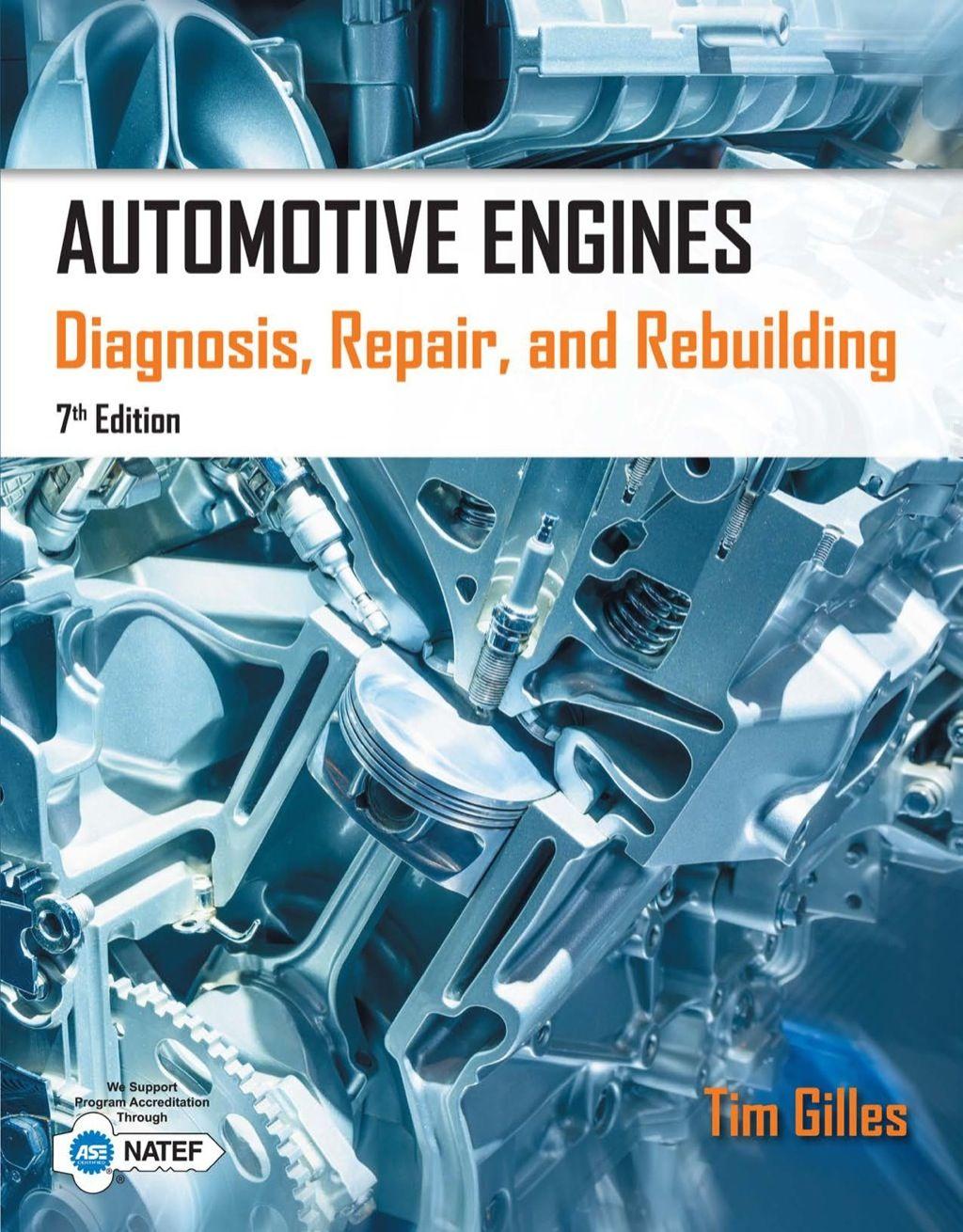 Automotive engines ebook rental engineering