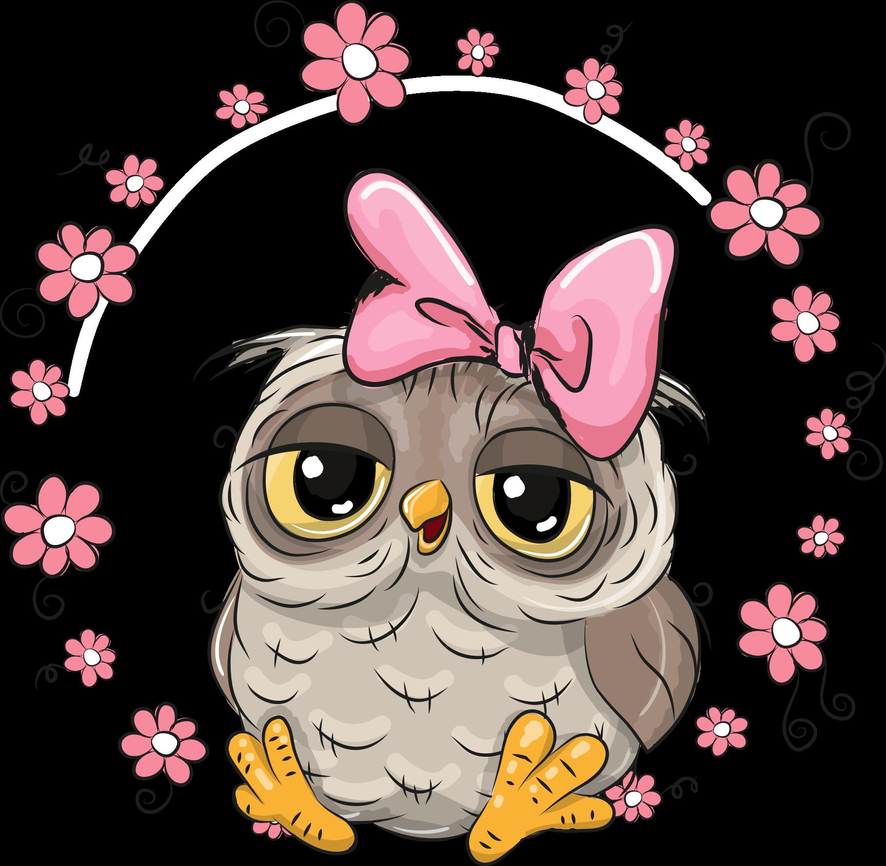 10+ Cute Owl Vector Clipart