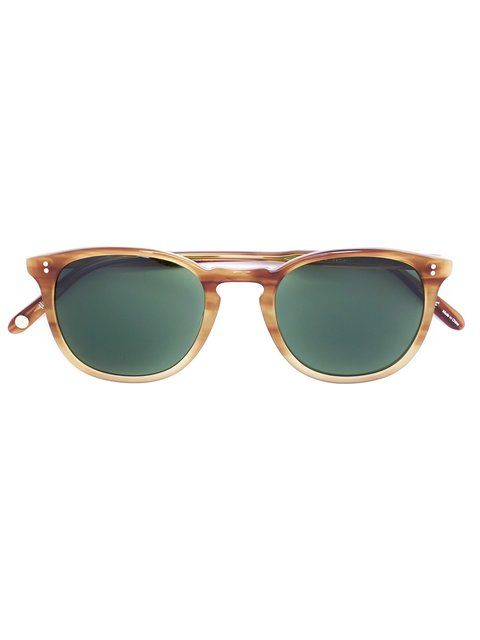 Garrett Leight 'Kinney' sunglasses.
