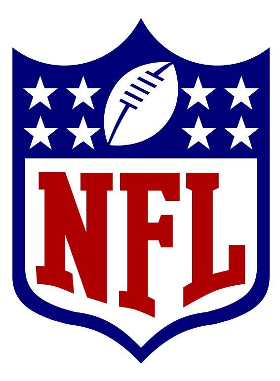 vector nfl logo national football league eps file free vector rh pinterest com nfl team logos vector download nfl team logos vector