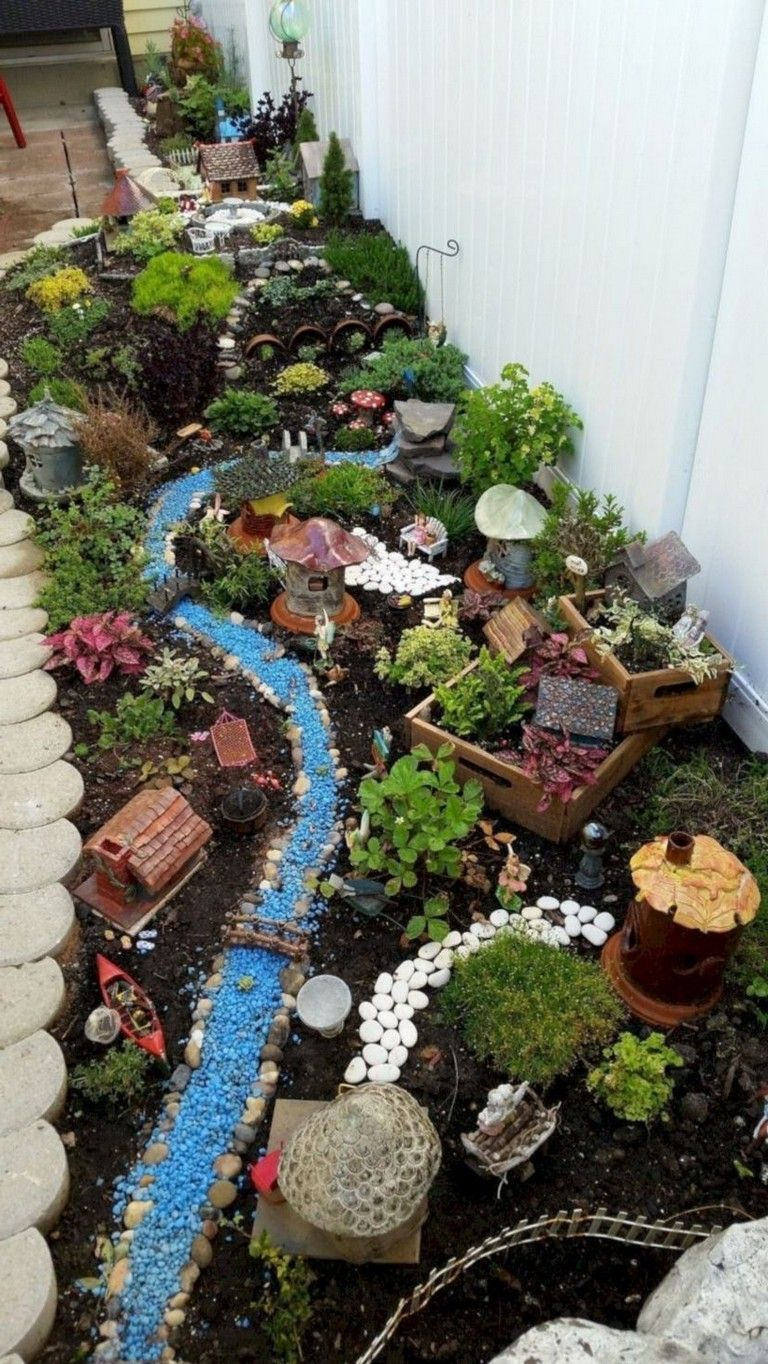 45 Creative Magical Best Diy Fairy Garden Ideas Fairy Garden