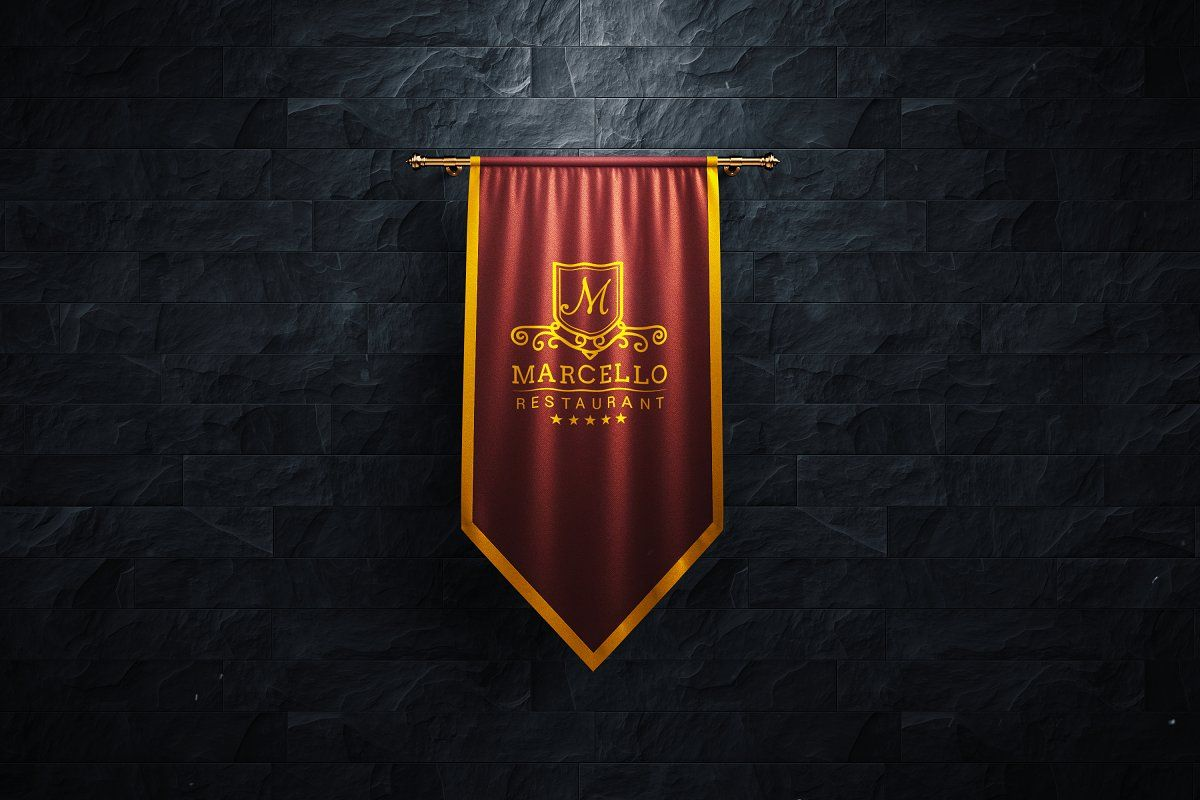 Download 10 Realistic 3d Flags Mock Up Mockup Templates Flag Template Branding Mockups