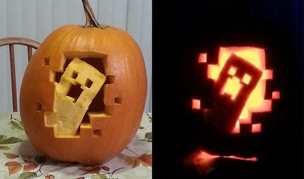 60+ Cool & Scary Halloween Pumpkin Carving Designs & Ideas For 2015 #pumkincarvingdesigns