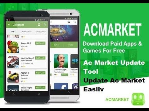 Ac Market (Update Tool) Apk For Android (Updater) | Ac Market Update