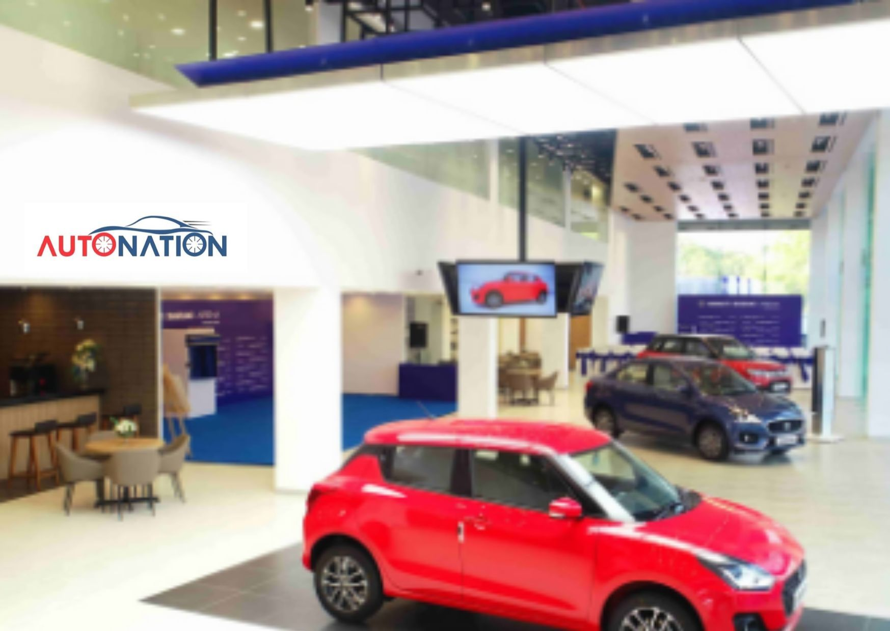 Visit Autonation Arena in Faridabad to Buy New Car Small