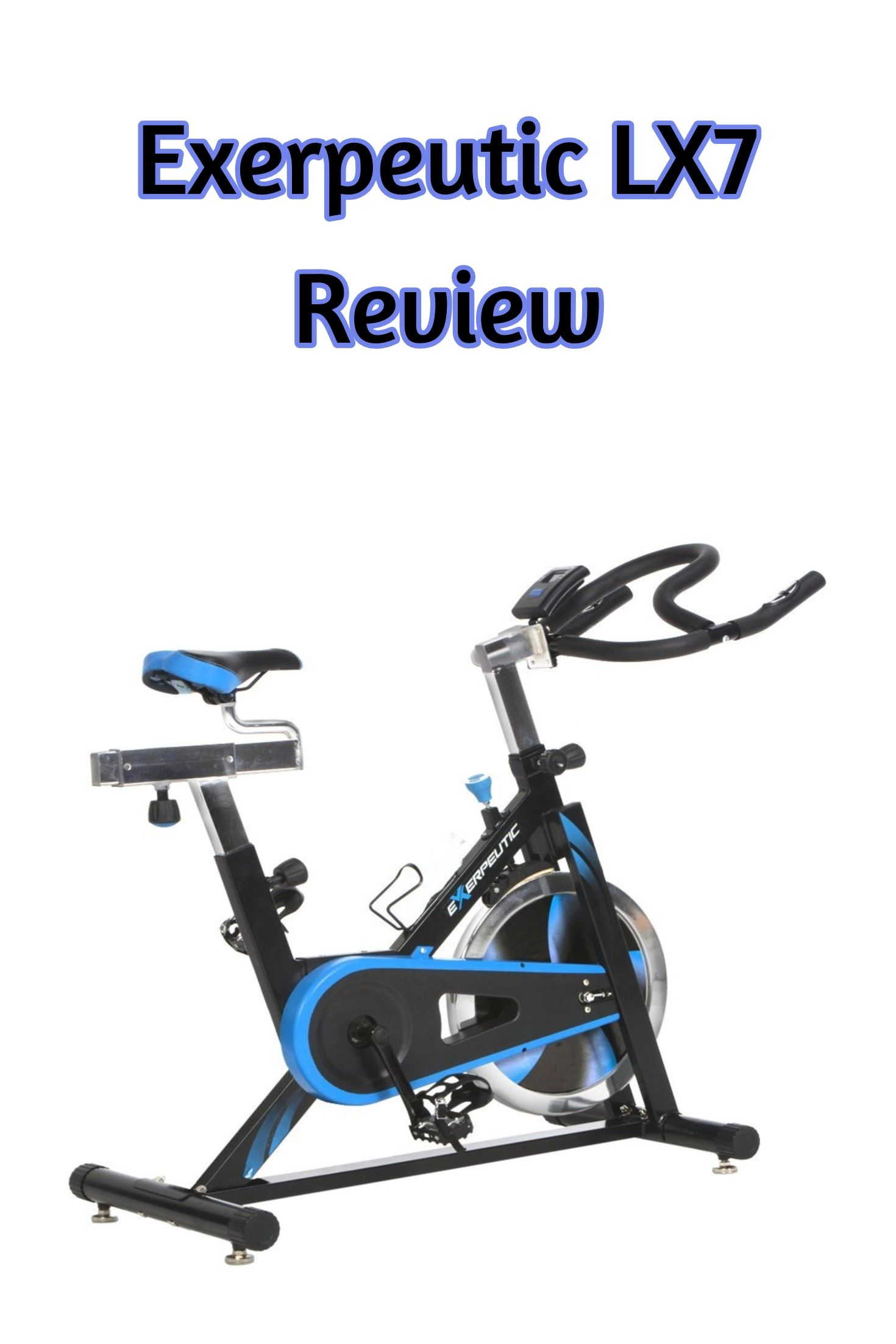 The Exerpeuticlx7 Is An Affordable Spin Bike That Has A Lot Of Excellent Buyer Feedback Biking Workout Workout Review Popular Workouts