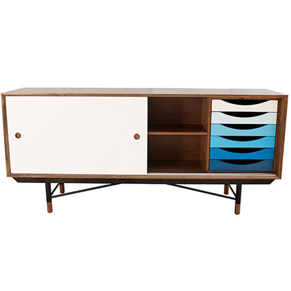 Finn juhl sideboard replica danish furniture design for Danish design furniture replica uk